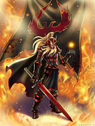 C: Blood Knight by Zoratrix