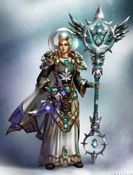 C: Priestess Integra