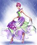 Flower Princess Tecna