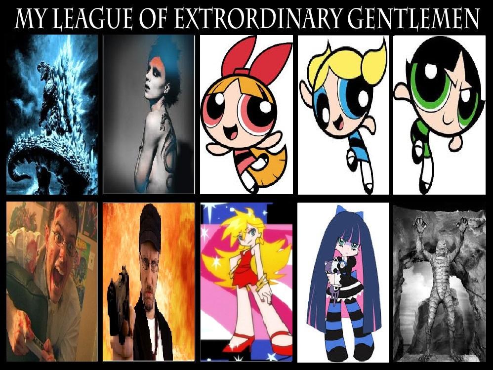 My League Of Extraordinary Gentlemen Meme By Writer65 On Deviantart
