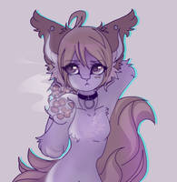 Purple Magic by Lieuu