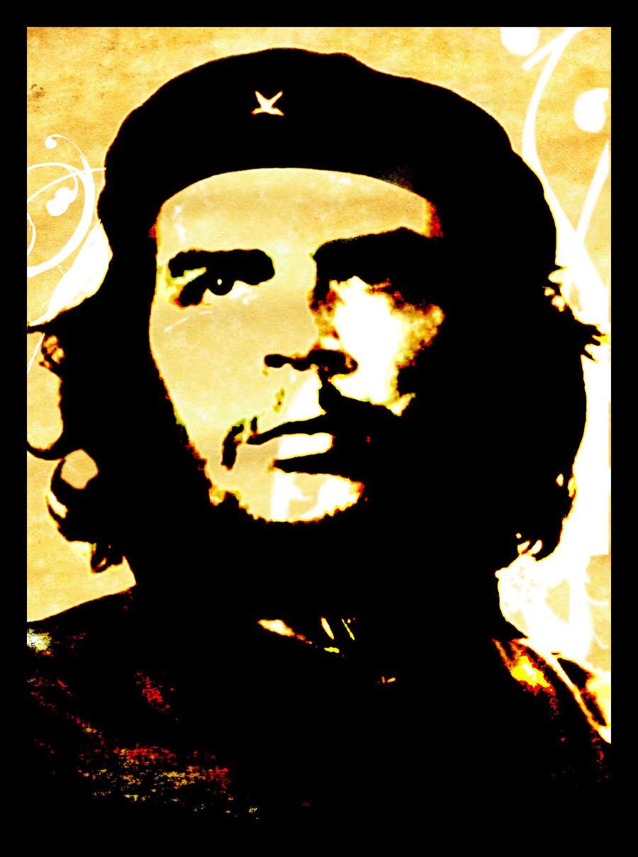 Che Guevara by CHEGUEVARA007