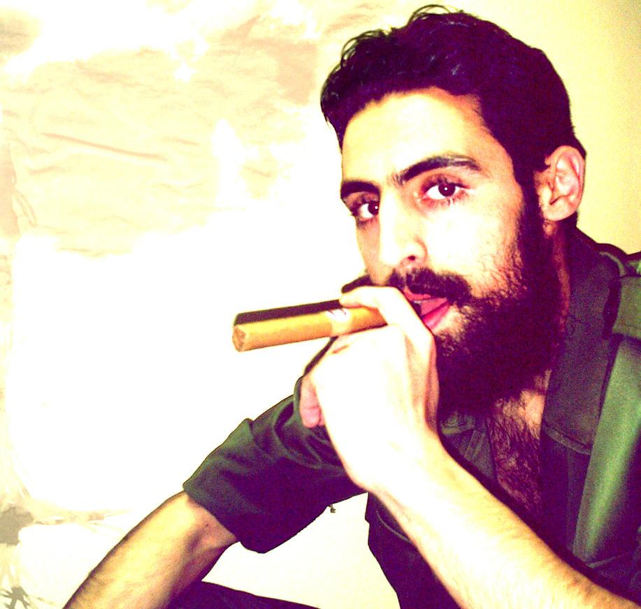 Sa'id Adel Che_Guevara_007_by_CHEGUEVARA007