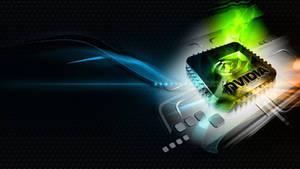 Nvidia Windows7 Wallpaper