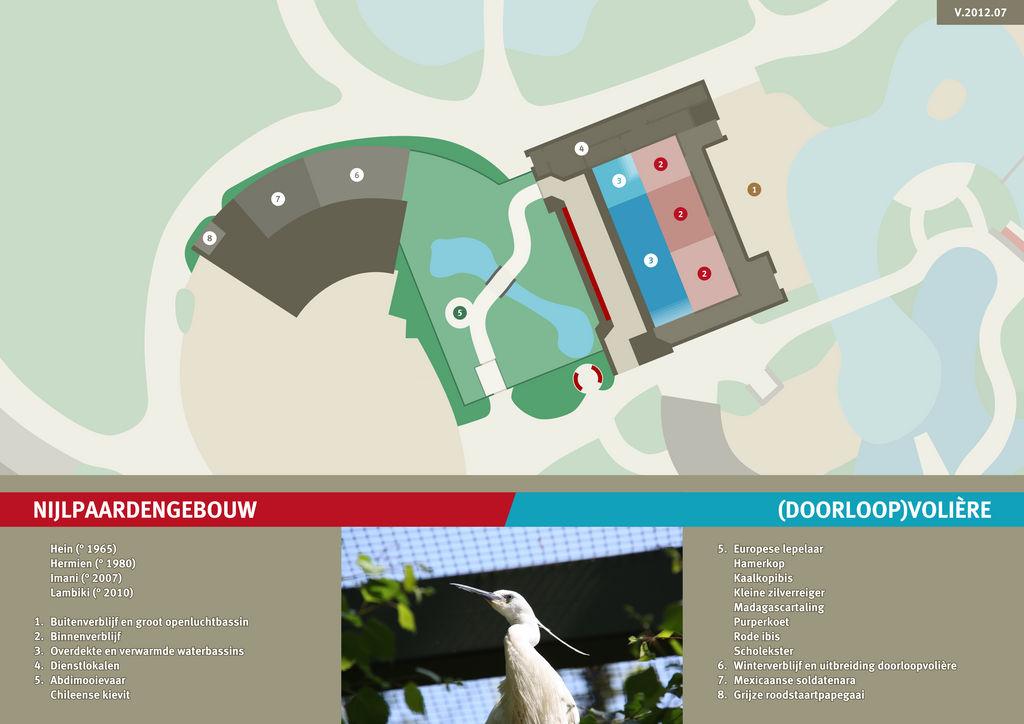 Antwerp Zoo Hippo House Map By Scara1984 On Deviantart