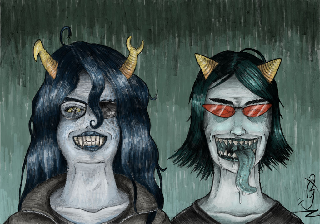 Scourge Sisters