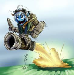 (W) Rocket Jump