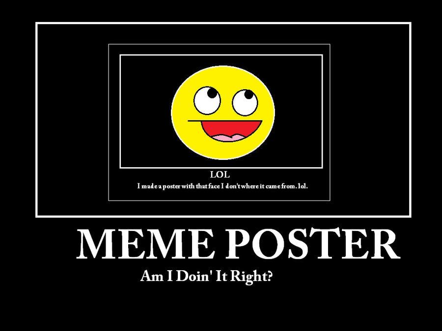 meme posters Gallery