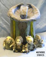 Babylon 5 Storyteller by Weirdonian