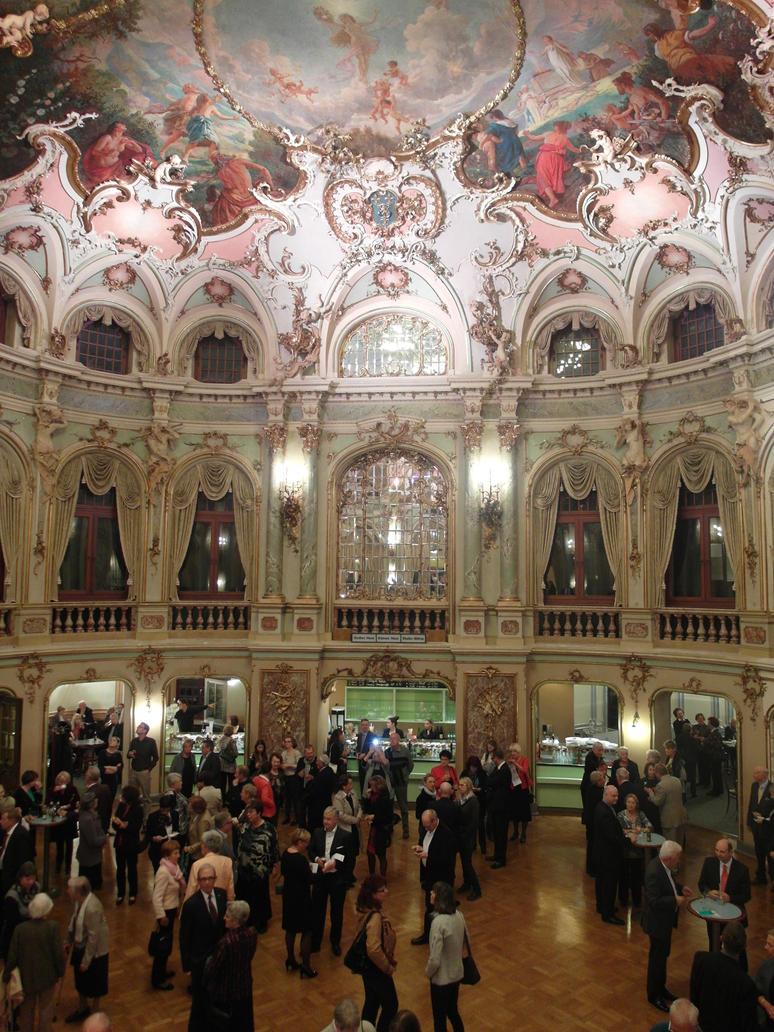Oper Wiesbaden by Nyxchen