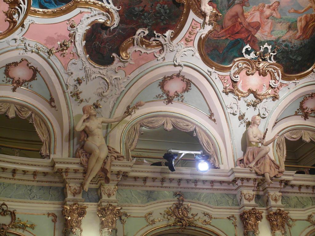 Damen der Oper by Nyxchen