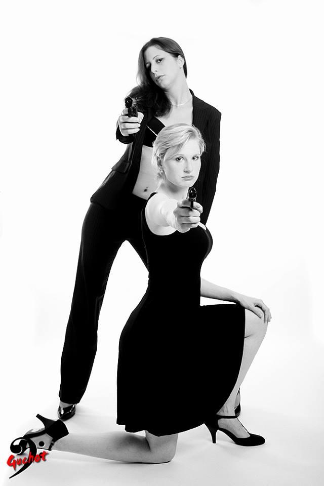 Mr. Bond? by Nyxchen