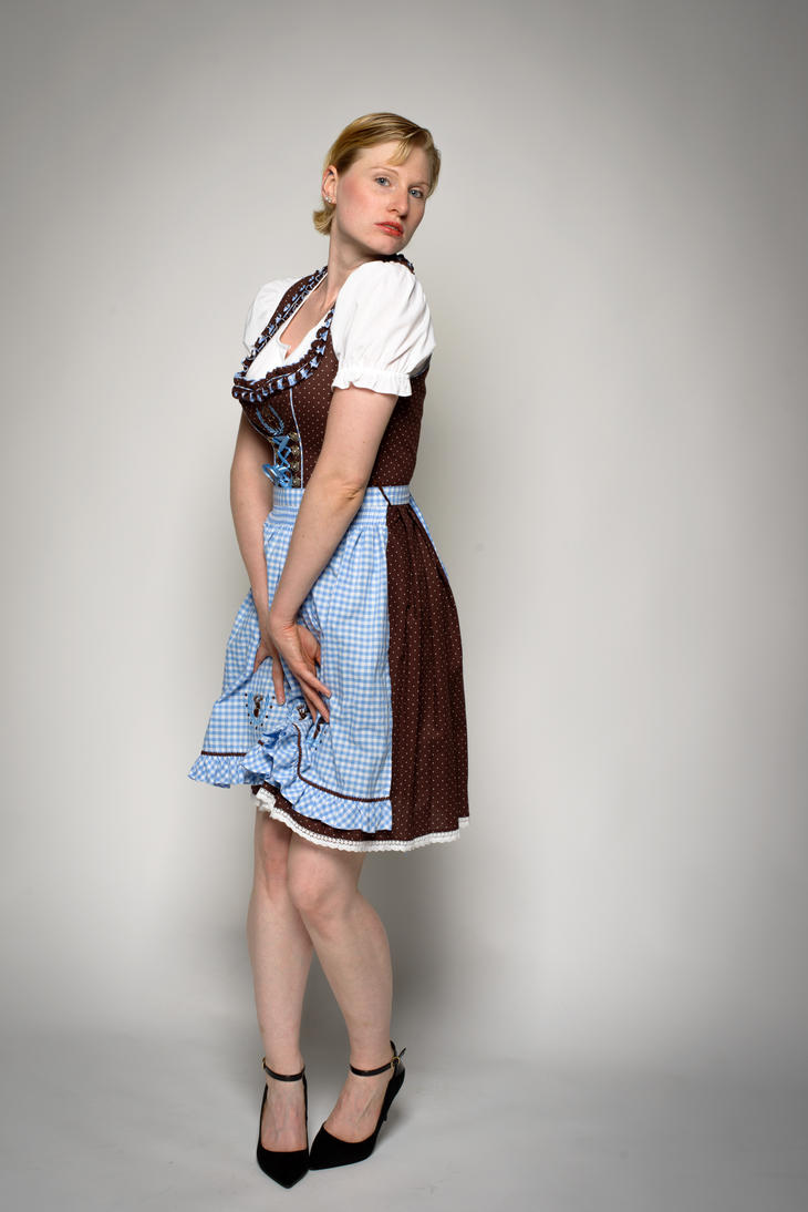 sweet Dirndl by Nyxchen