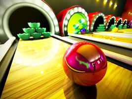 Bowl Bowling by kproductions