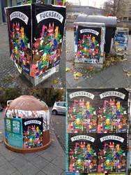 Fuchsbau - Poster - Street 01