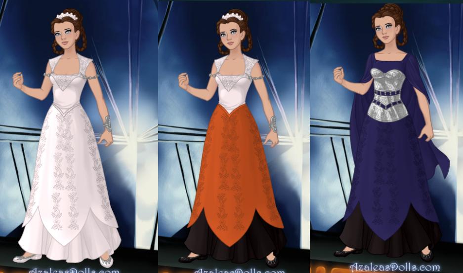 Katniss Wedding Dress Sci Fi Warrior Part6 By