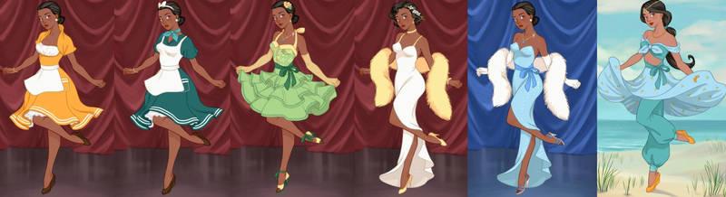 Pin Up Princesses 3