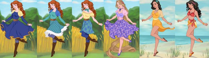 Pin Up Princesses 5