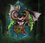 Illidan Stormrage (The Betrayer) by JamaSuru