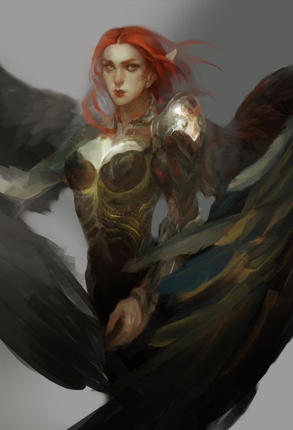 angel by Lea1301