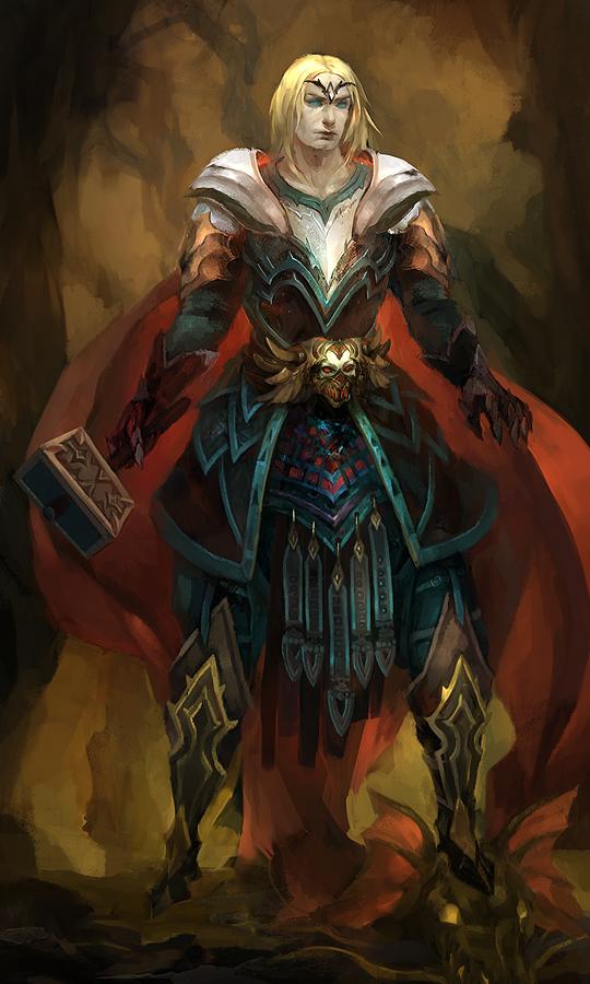 warrior by Lea1301