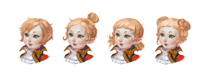 Hairstyles by Lea1301