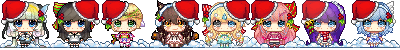 Christmas Icons Batch by xX-KK-Xx