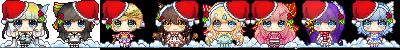 Christmas Icons Batch by xX-KK-Xx