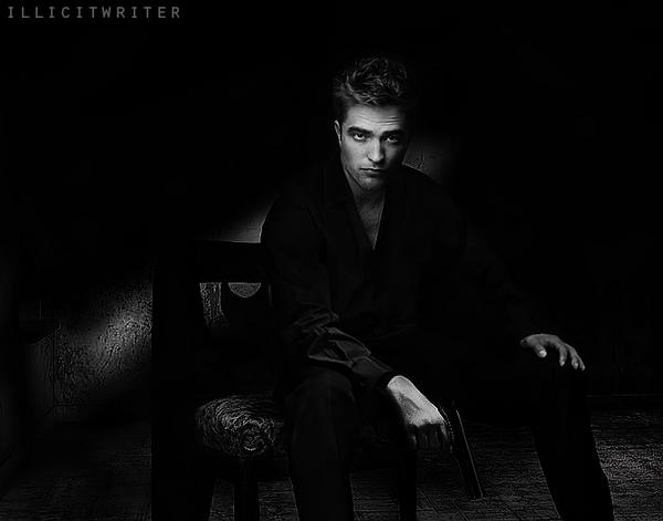 Edward Cullen Manip | Gangsterward by IllicitWriter