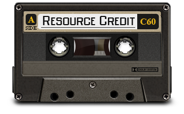 Retro Cassette Image for Stock Credit by IllicitWriter