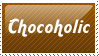 Chocoholic stamp by Chaildy