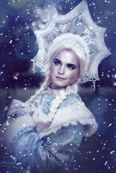 Hermione snowqueen