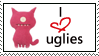 I love Uglies by Star-buckDevstamps
