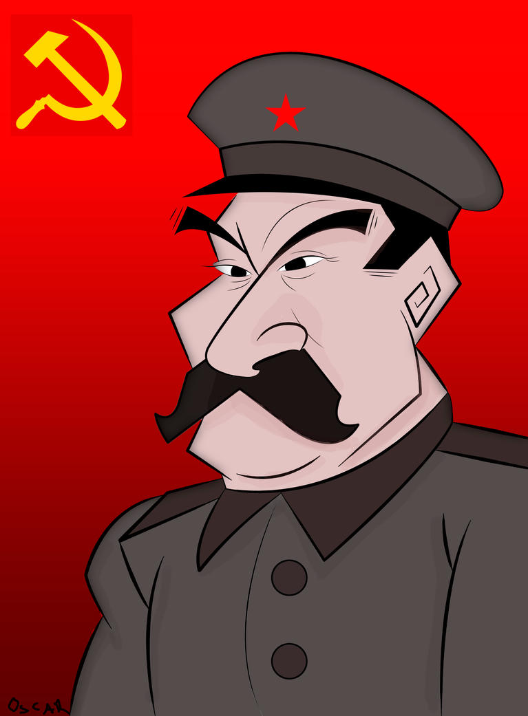 Image result for stalin cartoon