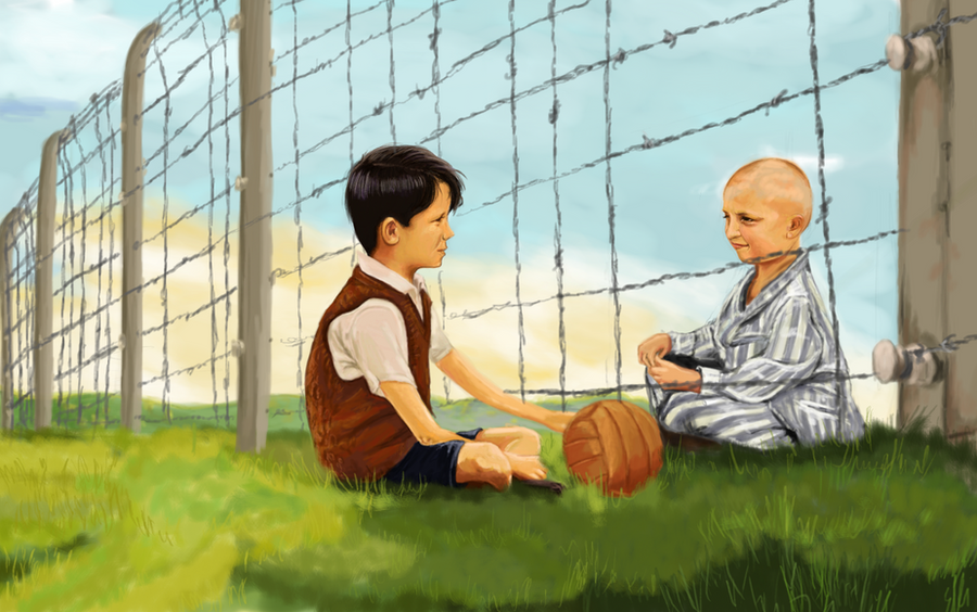 The Boy In The Striped Pyjamas By Fishheye On Deviantart