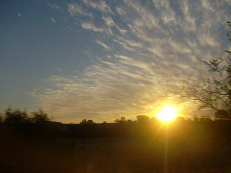 that same sunset
