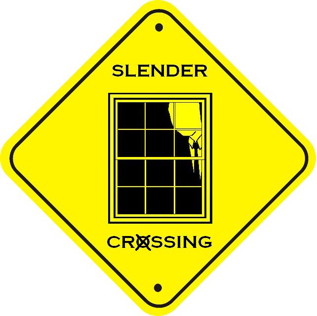 Slender Crossing by Aja-Aeris