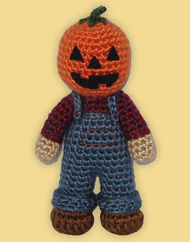 Amigurumi Jack the Scarecrow by ShadyCreations
