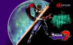 Strider Hiryu - Half Moon