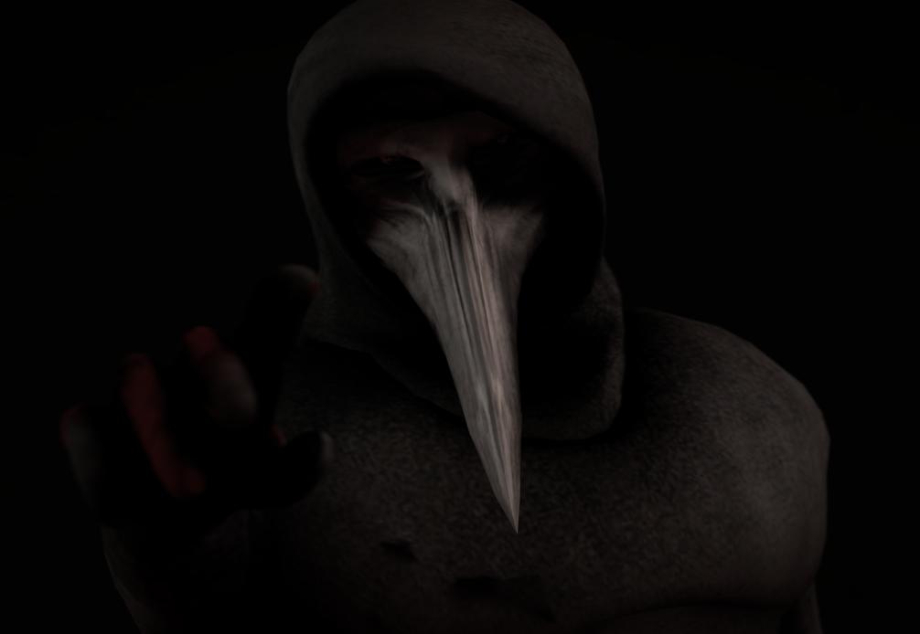 Plague Doctor SCP-049 by SammyTFM