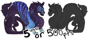 Eastern Dragon Base 4 sale