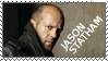 Stamp - Jason Statham by visualwings