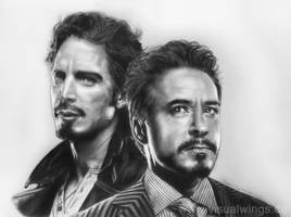Robert Cornell Jr by visualwings
