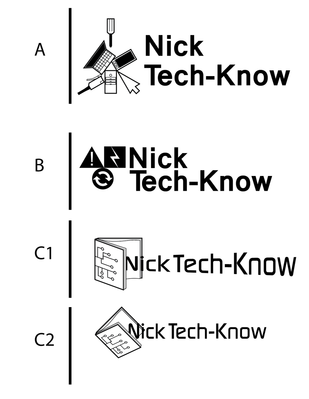 Nick Tech-Know Logo v2: Choices by HomicidusInfirmorum