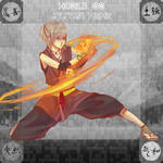 Zero--00: Avatar AU Firebender