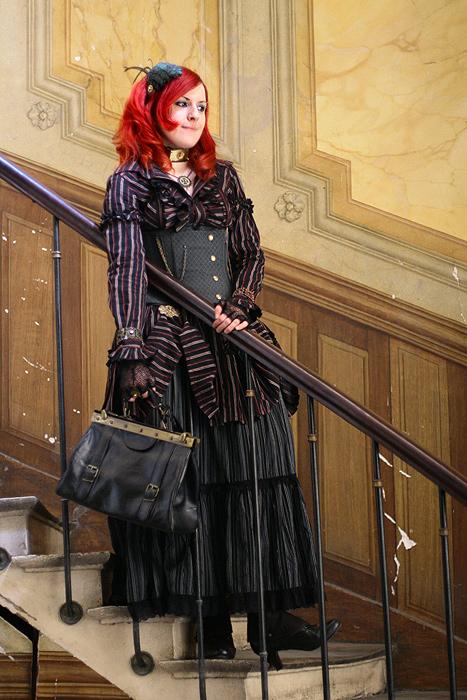 Victoriana steampunk by verope on deviantart - Steampunk style vestimentaire ...