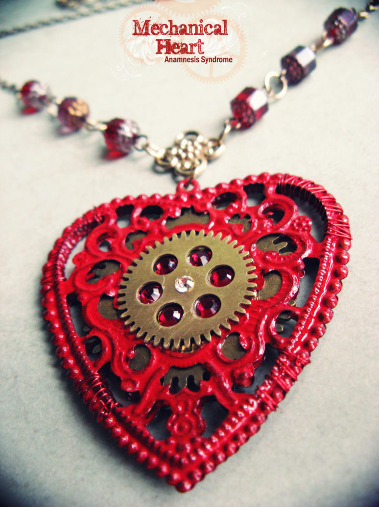 Mechanical Heart II by Verope