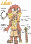 Brotherhood of Guardians Redesigned: Athair by CharleetheCat-Bat