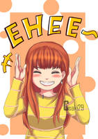 Lisa Ehee Finished by Ciisaki29