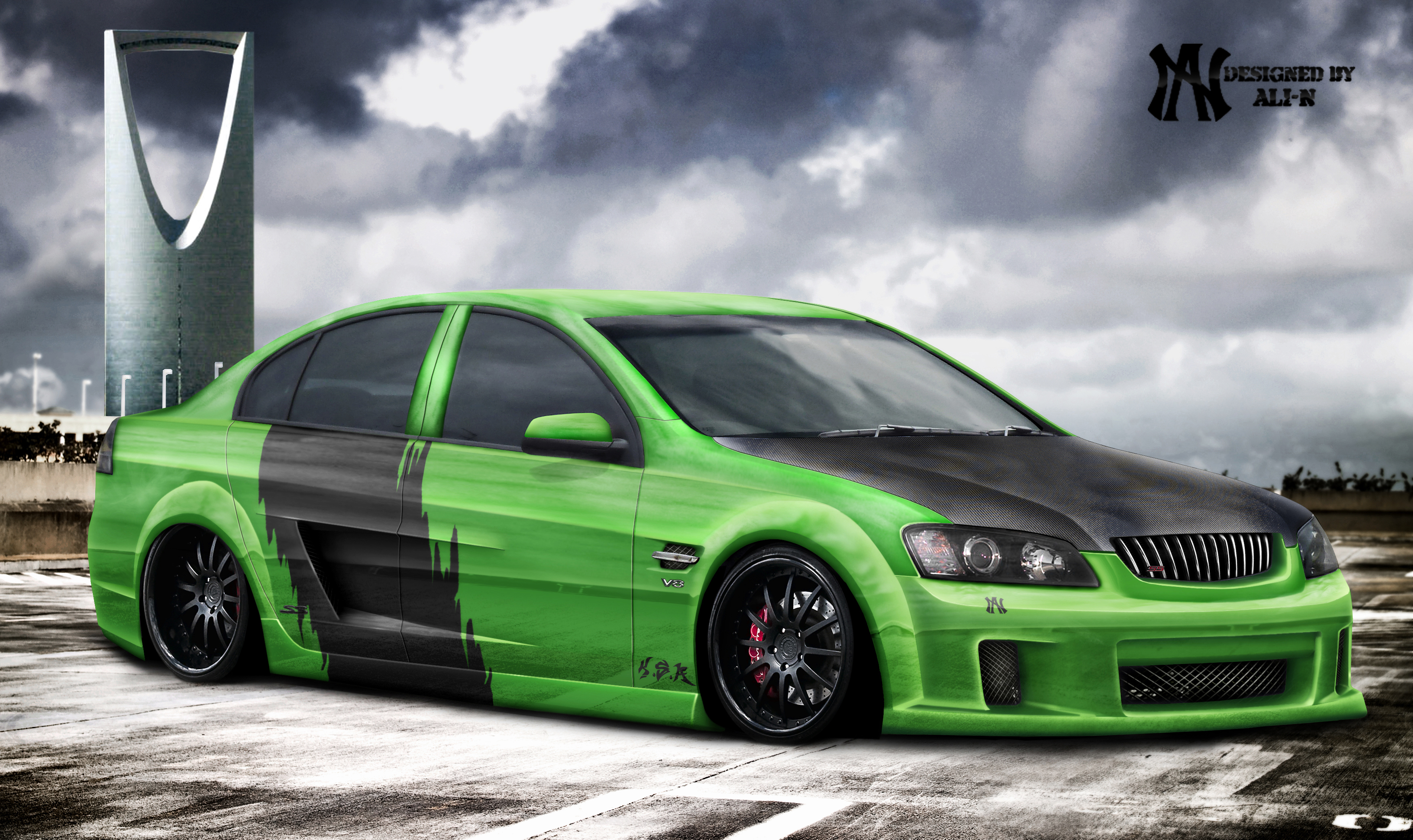 Holden Commodore SS by